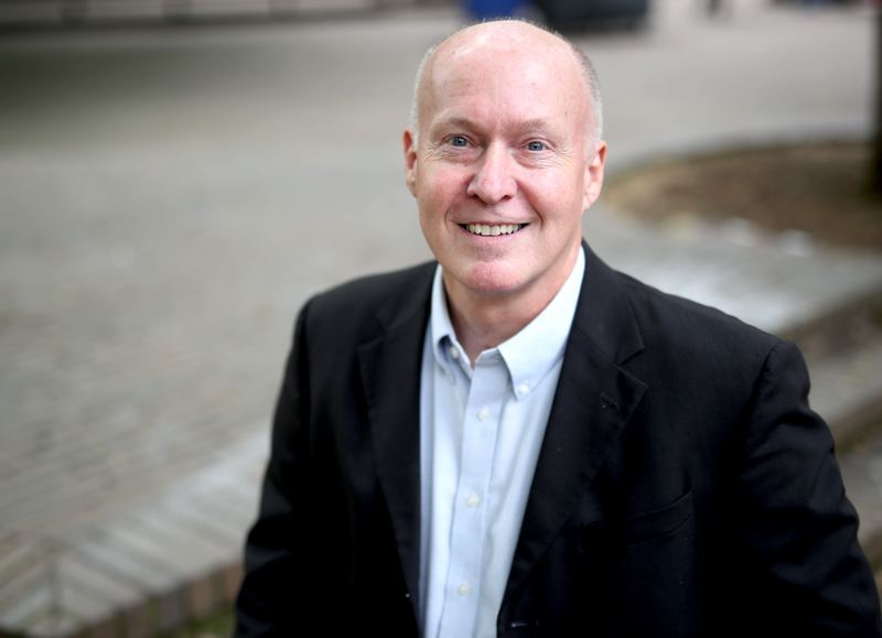 PAMPLIN FILE PHOTO - Patrick Starnes, Independent Party of Oregon nominee for governor