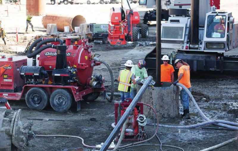PAMPLIN MEDIA GROUP FILE PHOTO - Portland's burgeoning construction industry is attracting workers in unprecedented numbers, but its still not enough.