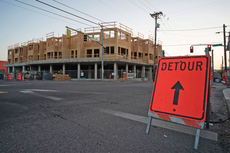 PAMPLIN MEDIA GROUP: KIT MACAVOY - A shortage of workers in city departments such as the Bureau of Environmentmental Services has caused a slowdown in permitting, which can ultimately push up construction costs.