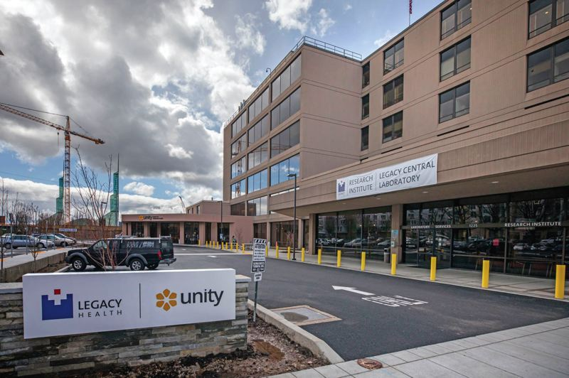PORTLAND TRIBUNE FILE PHOTO - Questions are mounting about the operation of the Unity Center for Behavioral Health.