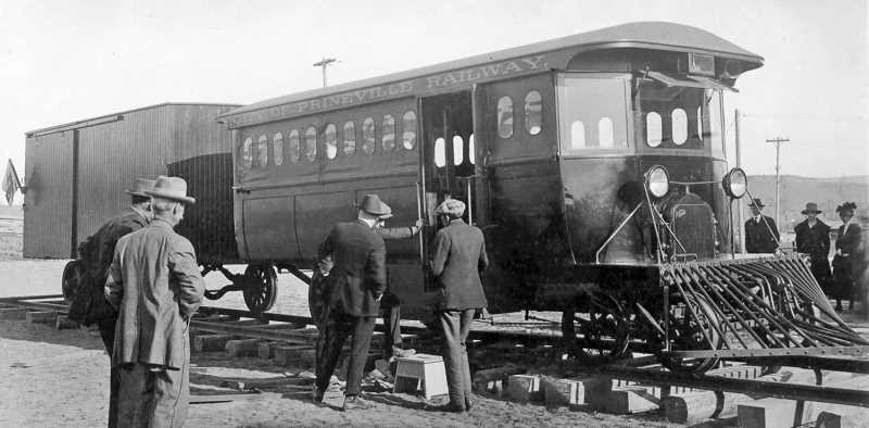 COURTESY OF THE BOWMAN MUSEUM
