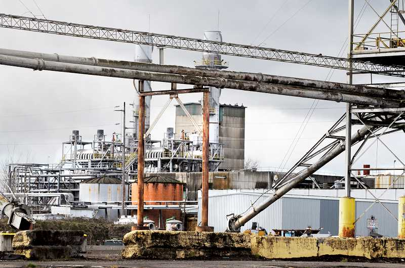GARY ALLEN - The WestRock paper mill in Newberg was closed permanently in January 2016. Since then a broker for the Georgia-based company has attempted to sell the plant and has gained the interest of two international companies and an Idaho-based scrap outfit.