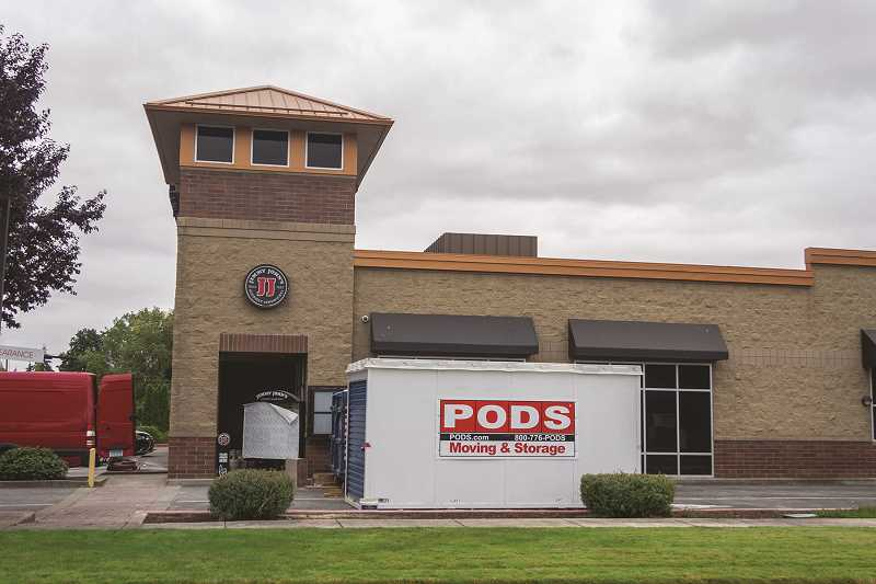 PATRICK EVANS - A new Jimmy John's opening in Woodburn.
