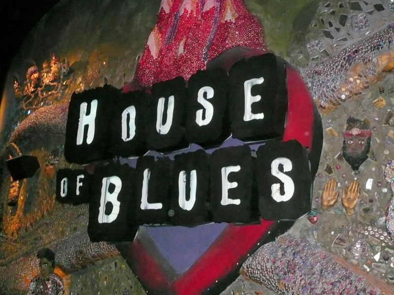 COURTESY: LIVE NATION - House of Blues is one of Live Nation's venue brands.