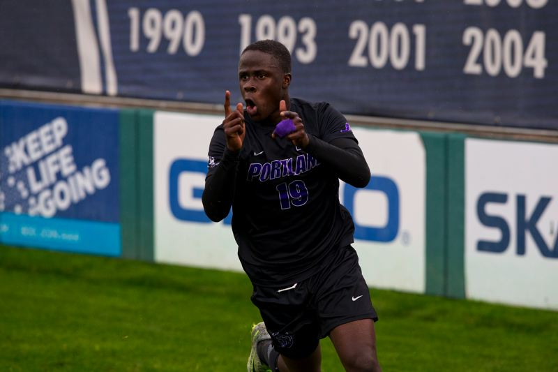 COURTESY: UNIVERSITY OF PORTLAND - Forward Benji Michel is among the top returning plays for a Portland Pilots men's soccer team aiming for a strong season and NCAA tournament berth.