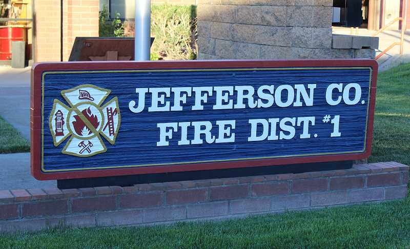 HOLLY M. GILL/MADRAS PIONEER - The Jefferson County Fire District has tips for keeping your family safe from fires.