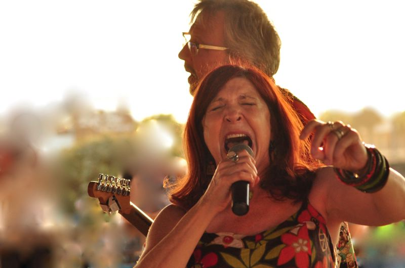 COURTESY PHOTO - Blues musician Duffy Bishop and her band play Alberta Rose Theatre, Friday, Aug. 10.