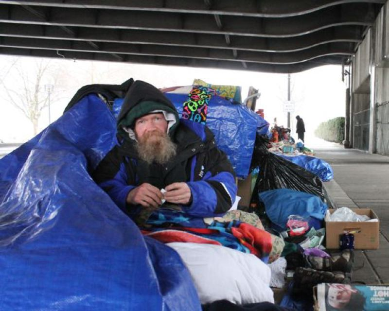PORTLAND TRIBUNE FILE PHOTO - Much more is needed to fully understand and solve the Portland area homeless crisis.