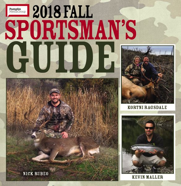(Image is Clickable Link) Fall Sportsman's Guide 2018