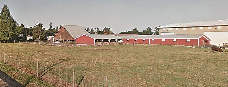 COURTESY PHOTO: GOOGLE MAPS - Mullen Farms