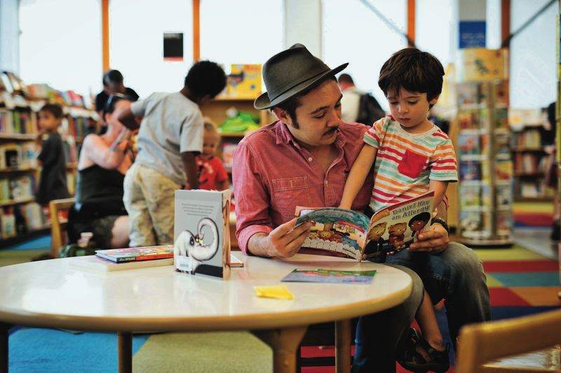 PAMPLIN MEDIA GROUP: JAIME VALDEZ - By expanding sections dedicated to books for children and young adults, Powells hopes to win over a future generation of books readers and book buyers.