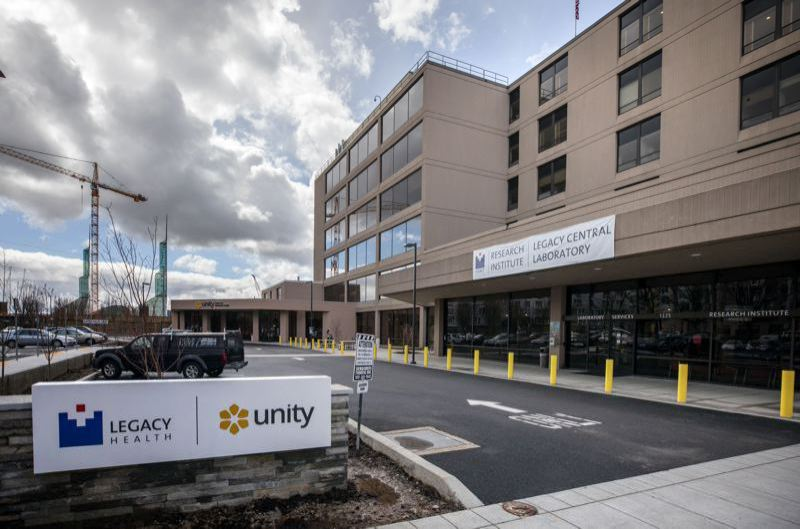PORTLAND TRIBUNE FILE PHOTO - The Unity Center for Behavioral Health.