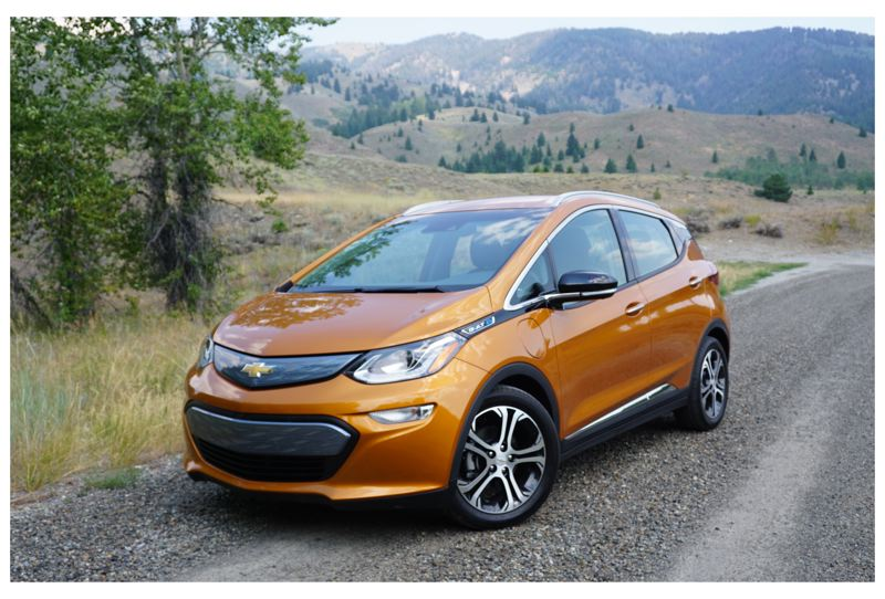 PORTLAND TRIBUBNE: JEFF ZURSCHMEIDE - Although the 2018 Chevy Bolt looks conventional, is has the longest range of any affordable all-electric vehicle on the market — 238 miles on a full charge. But Oregonians can buy it for under $28,000.