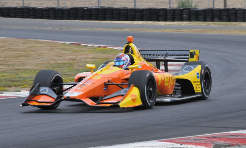 PORTLAND TRIBUNE: JEFF ZURSCHMEIDE - The Verizon IndyCar Portland Grand Prix is scheduled Friday-Sunday, Aug. 31 to Sept. 2, at Portland International Raceway.