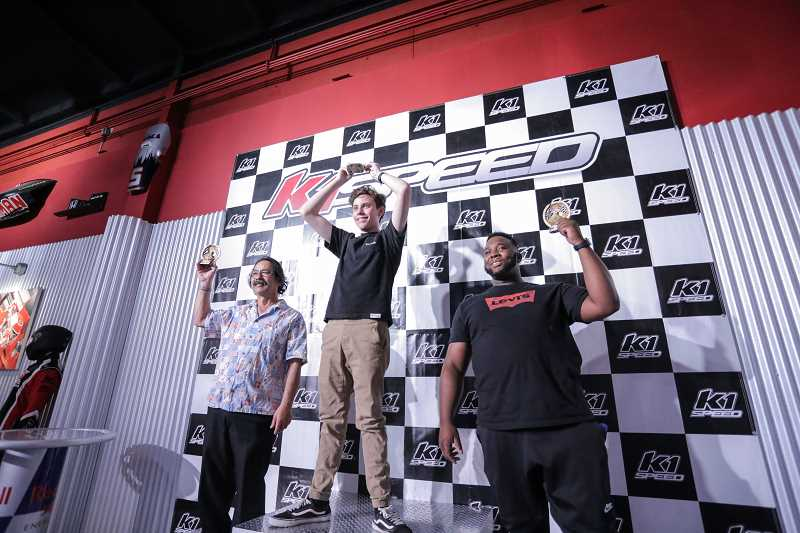 COURTESY PHOTO - Company officials say they were drawn to the Portland area beacuse of the large number of racing enthusiasts, who race at Portland International Raceway or the Sunset Speedway, in Banks.