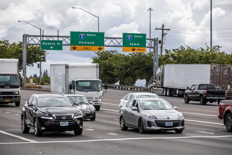 TIMES FILE PHOTO - Last spring, Tualatin voters approved the sale of $20 million in general obligation bonds to fund transportation improvements citywide  to relieve traffic and make road improvements. Those bonds were recently sold.