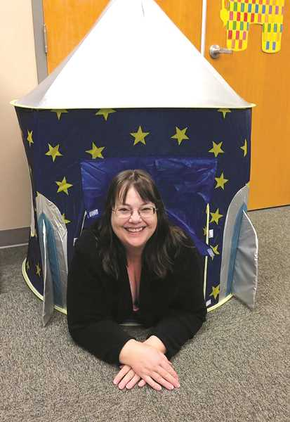 SUBMITTED PHOTO: DIANA HADLEY - Molalla Public Library Director Diana Hadley.