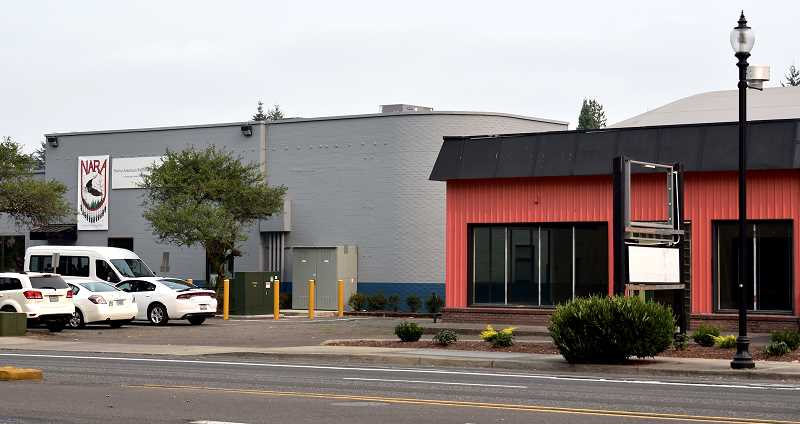 THE OUTLOOK: STEVEN BROWN - The Native American Rehabilitation Center of the Northwest (NARA NW), which fronts on East Powell Boulevard in downtown Gresham, is immediately next door to a vacant space where Inner Fire Brewing intends to establish a pub.