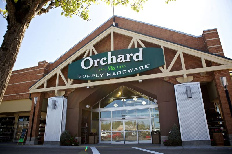 PAMPLIN MEDIA GROUP: FILE - The closure of Orchard Supply Hardwares 99 locations will affect four stores in the Portland metro area, including one in Peterkorte Town Square in Beaverton.