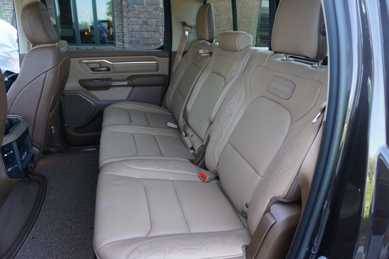 PORTLAND TRIBUNE: JEFF ZURSCHMEIDE - Available four-door versions offer plenty of room for three adults in the back seats.