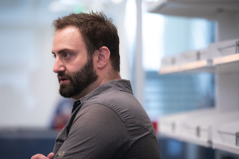 PORTLAND TRIBUNE: JONATHAN HOUSE - Chris Boniface was directing the move to the Spellman lab, making sure tissue samples stayed on ice and other equipment went to the right place. His boss, Dr. Paul Spellman, says Boniface is an expert at genetic sequencing and will be in great demand in the new building as people discover him.