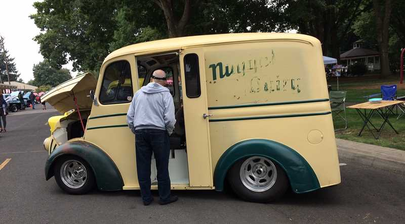 CAROL ROSEN - This year's Big Weekend featured a wide array of vehicles.