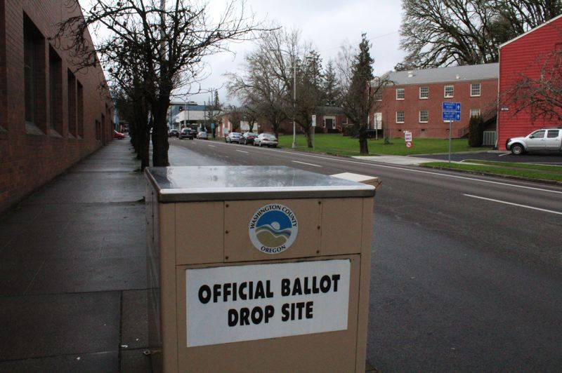 STAFF PHOTO: MARK MILLER - The Nov. 6 election is coming up, and several local cities have published the final lists of candidates who have been certified to appear on the ballot.