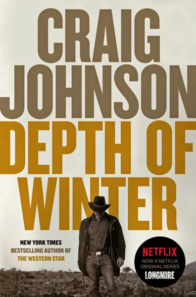 'Depth of Winter,' Craig Johnson's newest novel, is set in his beloved Wyoming but also in Mexico.