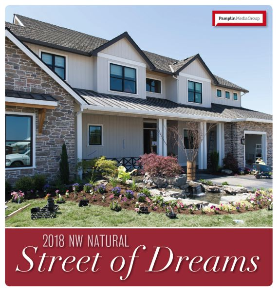 (Image is Clickable Link) 2018 Street of Dreams - Special Insert