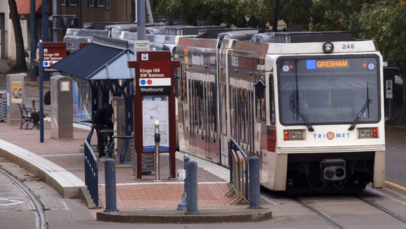 COURTESY TRIMET - One of the stations TriMet is considering closing.