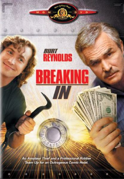 COURTESY PHOTO - Burt Reynolds' 1989 movie 'Breaking In' featured locations in and around Portland.