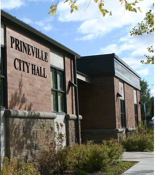 CENTRAL OREGONIAN - The City of Prineville has benefitted greatly from the collection of electrical franchise fees.