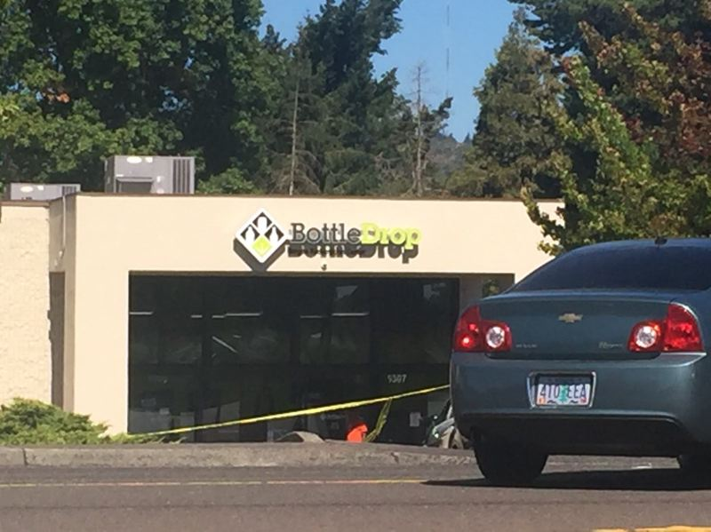 KOIN 6 NEWS - The scene of the friday morning shooting in Beavertion.