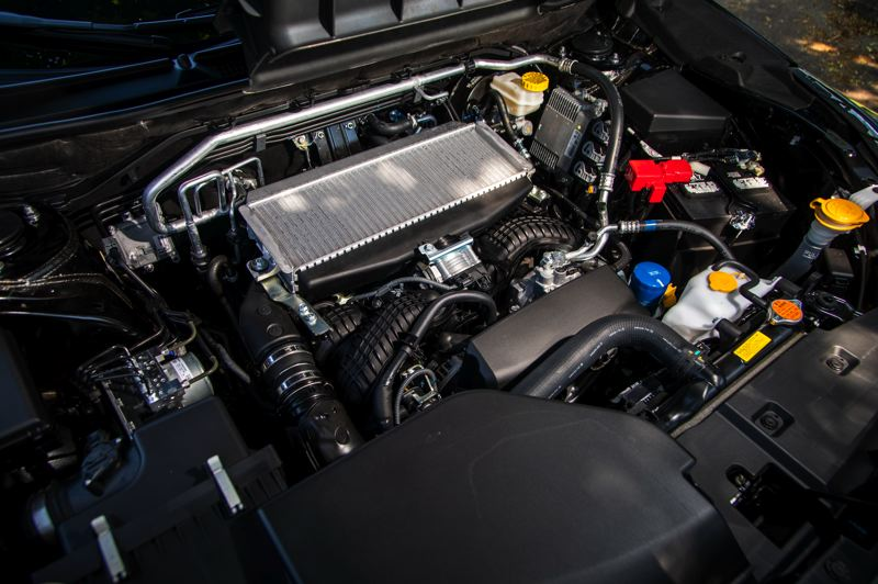 SUBARU OF NORTH AMERICA - Subaru fans will be happy to know a turbocharged version of the legendary Boxer engine is under the hood of the 2019 Ascent.
