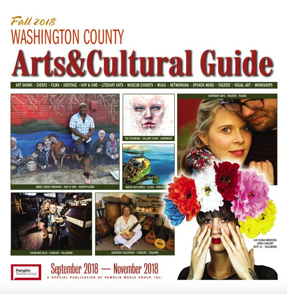 (Image is Clickable Link) Washington County Arts and Cultural Guide - Fall 2018
