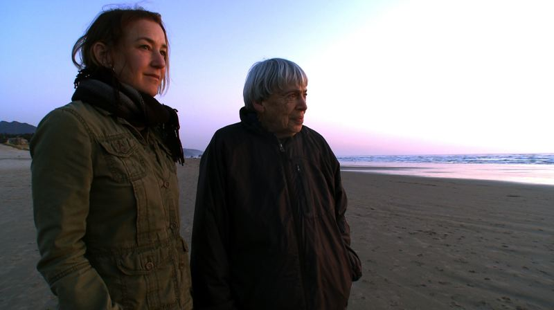 COURTESY PHOTO - Filmmaker Arwen Curry spent a lot of time with author Ursula K. Le Guin.