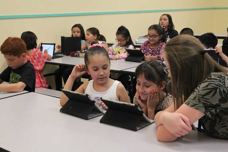 Pamplin Media Group - Woodburn After School Club expands