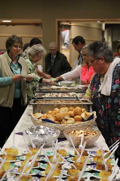 INDEPENDENT FILE PHOTO - Love INC of North Marion County will hold its annual dinner auction fundraiser on Oct. 27.