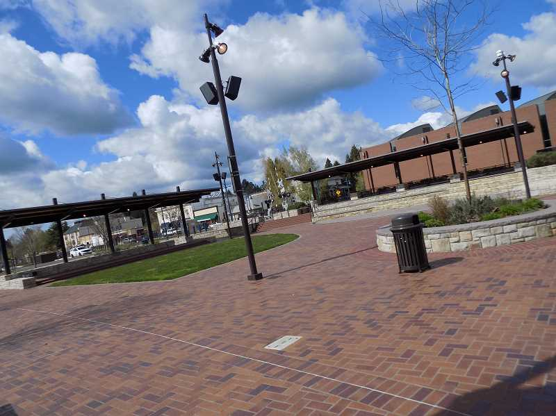 FILE PHOTO - Sherwood's birthday celebration will take place in Cannery Square Thursday evening.