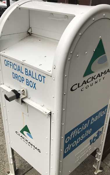 TIDINGS PHOTO: PATRICK MALEE - When voters drop their ballots off this November, they'll only have two choices for the two open council seats.