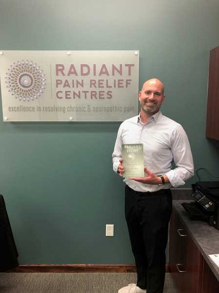 Brendon Lundberg is CEO of Radiant Relief Pain Centres of Portland, and author of Radiant Relief: A Case for a Better Solution to Chronic Pain. The book has been named an Amazon Bestseller.