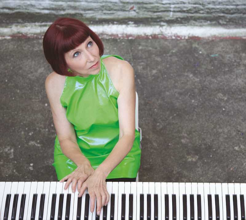 SUBMITTED PHOTO  - Fear No Musics concert Sept. 24 features pianist Kathleen Supové and quest clarinetist James Shields.