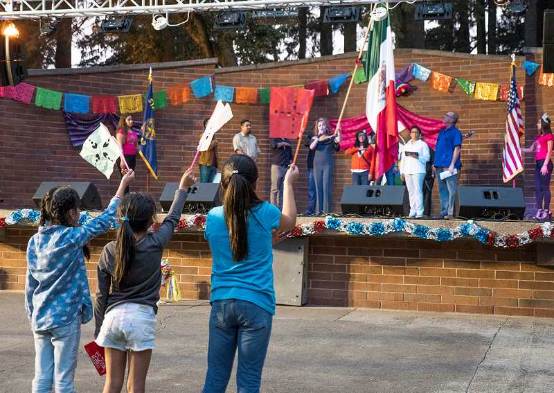 COURTESY PHOTO - The El Grito Community Festival is created by Centro Cultural de Washington County.
