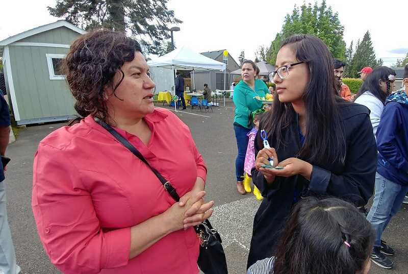 COURTESY PHOTO: CITY OF HILLSBORO - The public arts program in Hillsboro is looking for ideas on what art piece should be put in Shute Park.