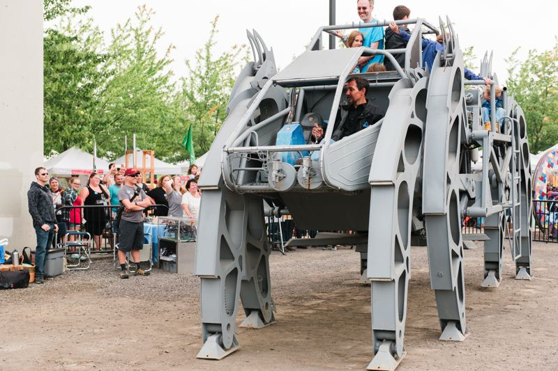 COURTESY: OMSI - The Portland faire is one of about 200 held around the world.