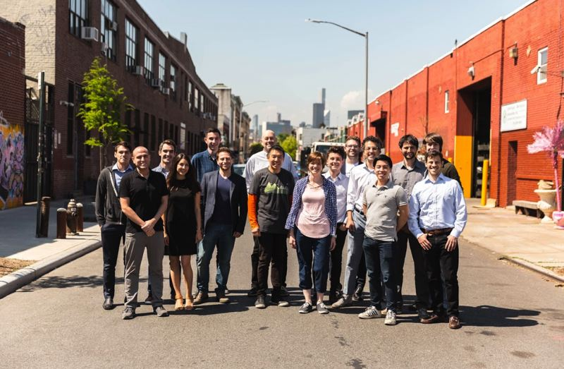 COURTESY: URBAN-X - Cohort 04, URBAN-X's latest class of startups participating in the accelerator. Run by Mini, the car company, the accelerator looks for companies that will make modern urban life easier.