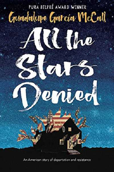SUBMITTED PHOTO - Guadalupe Garcia McCall's latest book, 'All the Stars Denied,' centers on immigration in America.