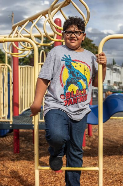 JONATHAN HOUSE - Fourth grader Jack Mixon has been diagnosed with dyslexia.