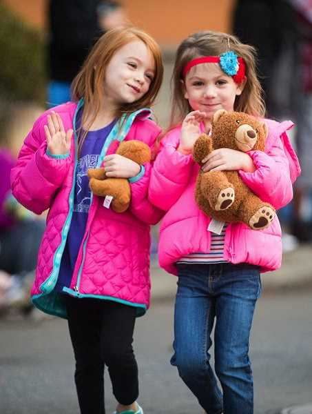 OUTLOOK FILE PHOTO - The 36th annual Gresham Teddy Bear Parade is fun for the whole family.