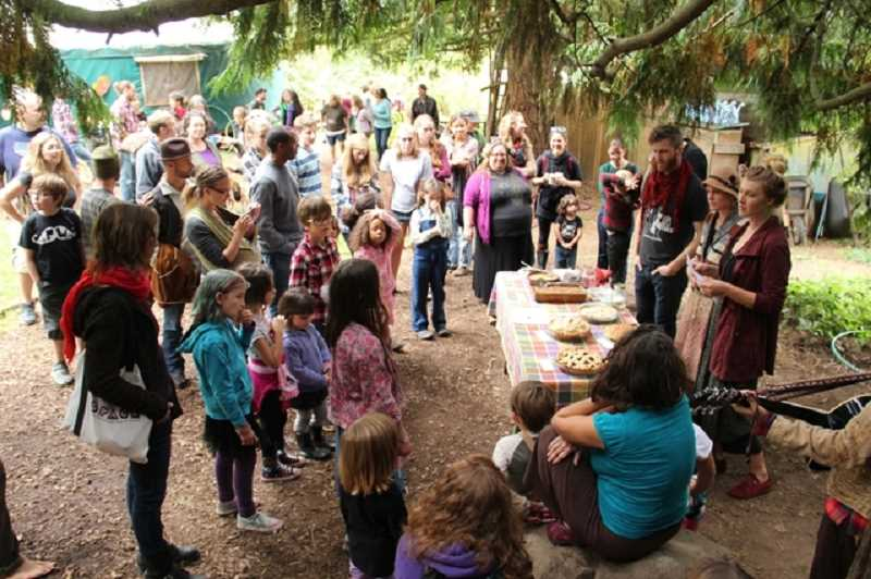 SUBMITTED PHOTO  - The Apple Festival at Tryon Life Community Farm includes a pie contest. Take your best pie to the family-friendly event.
